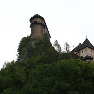 Орлиное гнездо Словакии