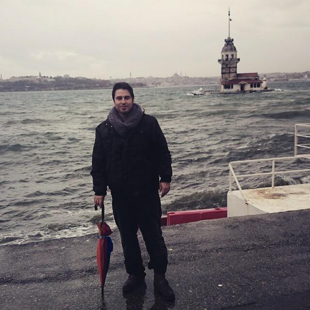 Дождливый Стамбул и Девичья Башня