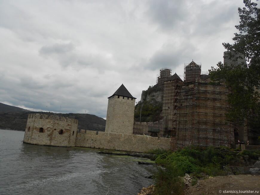 Голубацкая крепость