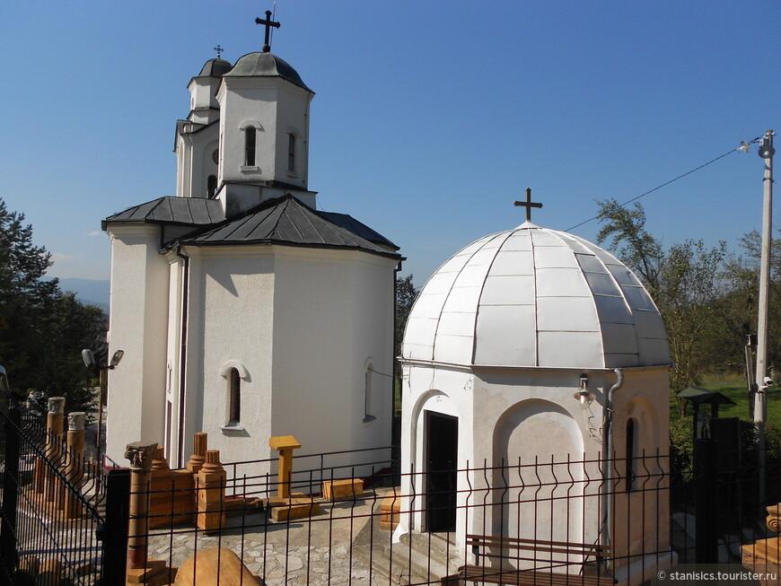 Mонастырь Св. Петьке - Стубал