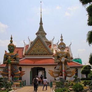 Бангкок. Храм Утренней Зари