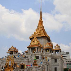 Бангкок. Храм Золотого Будды.