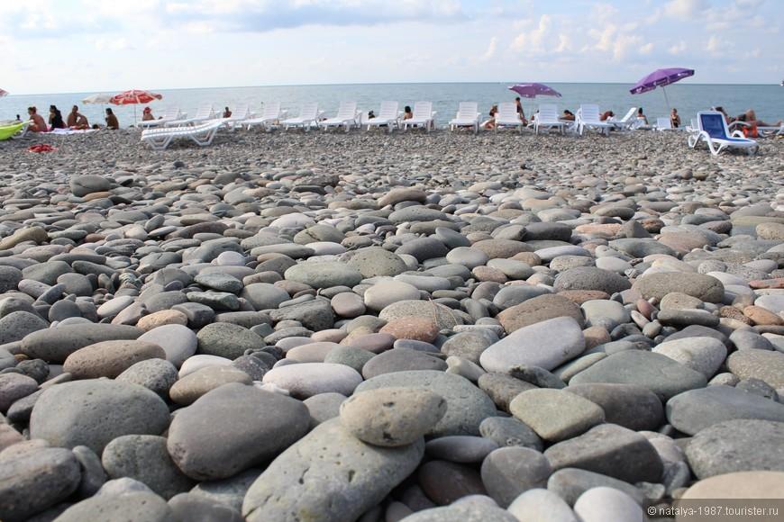 …  и на пляж! Купаемся, отдыхаем, расслабляемся,