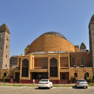 28. Национальный музей Чеченской Республики.