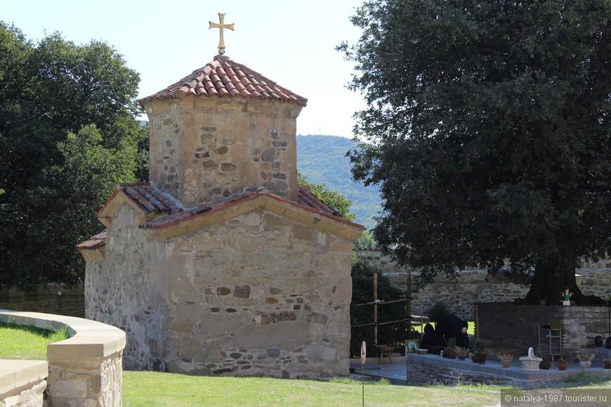 «Малая» церковь святой Нины (Маквловани). Здесь находился домик Святой Нины в первые годы ее жизни в Мцхете.
