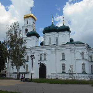 Знакомство с Нижним Новгородом (часть 2)