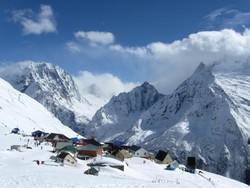Лыжный сезон на Домбае откроют 1 декабря