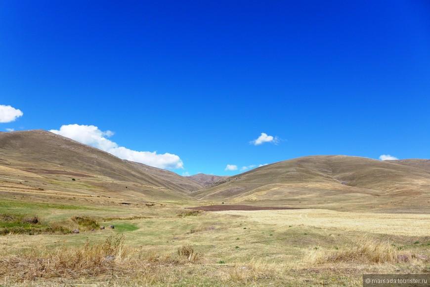 """все эти """"бритые"""" горы выглядят несколько инопланетно"""