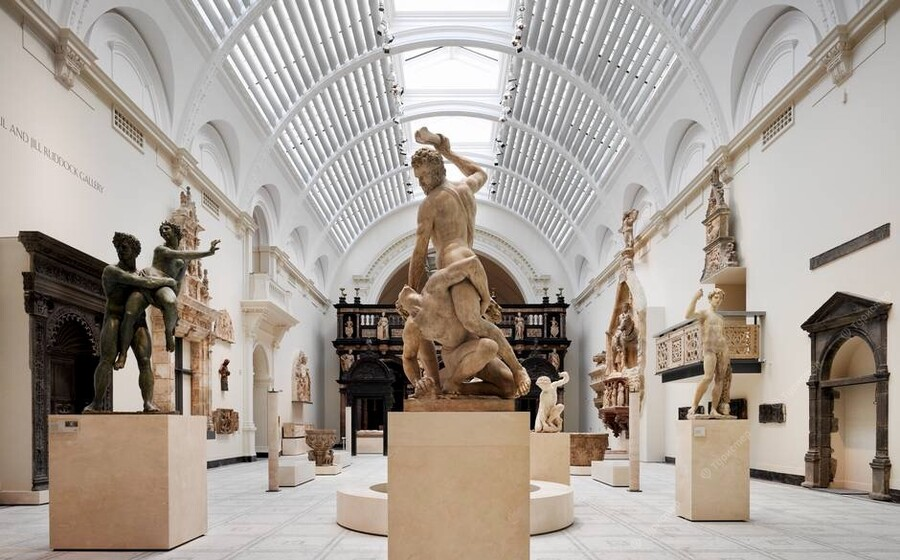 a study of victoria and albert museum The victoria and albert museum is the world's greatest museum of art and design, representing more than 3,000 years of human creativity, with collections unrivalled in their scope and diversity.