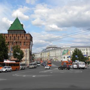 Знакомство с Нижним Новгородом (часть 3)