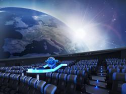 В Петербурге построят крупнейший в мире планетарий
