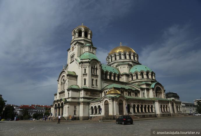 Страна Розовых Роз… София и Рильский монастырь