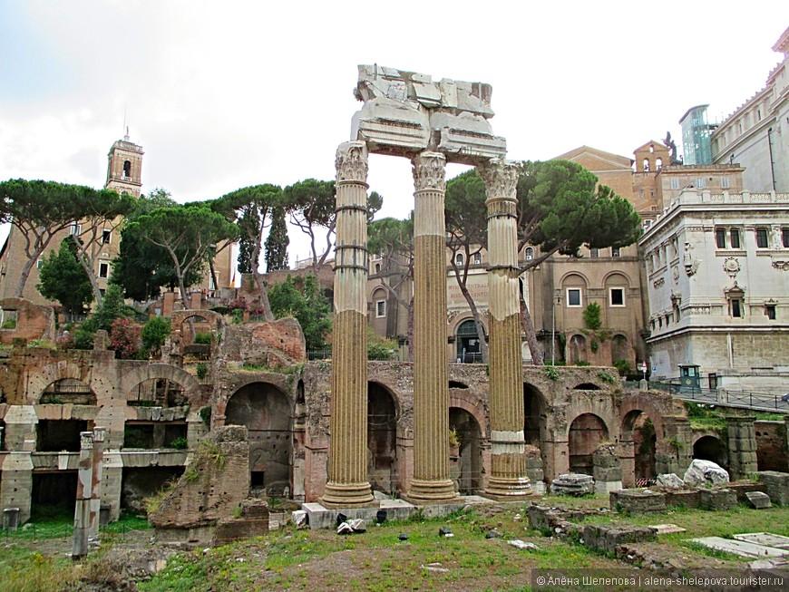 Римский форум был местом для общественных собраний, и именно оттуда в нашу речь пришло название подобных тематических сборищ.
