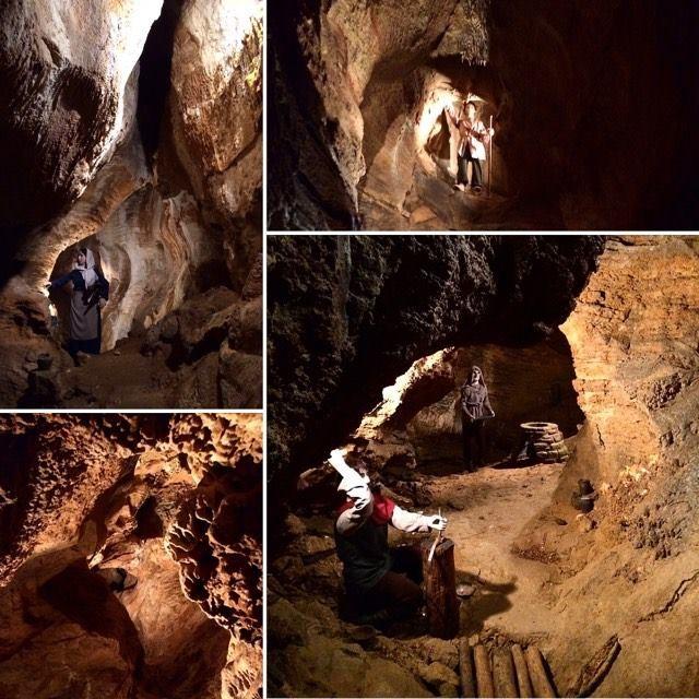 Конепрусские пещеры. Пещера фальшивомонетчиков.