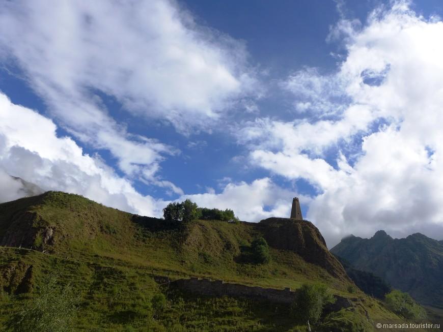 Греческий историк и географ Страбон  в очерке об Иберии пишет, что эта горная дорога трудна и опасна, так как путешественник должен взбираться на вершины по узким тропам, на которых не могут разойтись два человека.