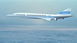 Создан самый быстрый сверхзвуковой пассажирский лайнер