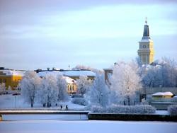 Туристы из РФ возвращаются в Финляндию
