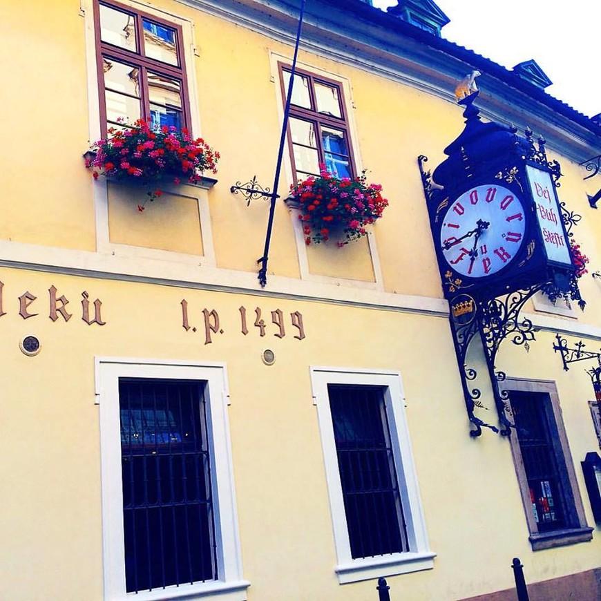 Пивоварня у Флеку 1499 год.