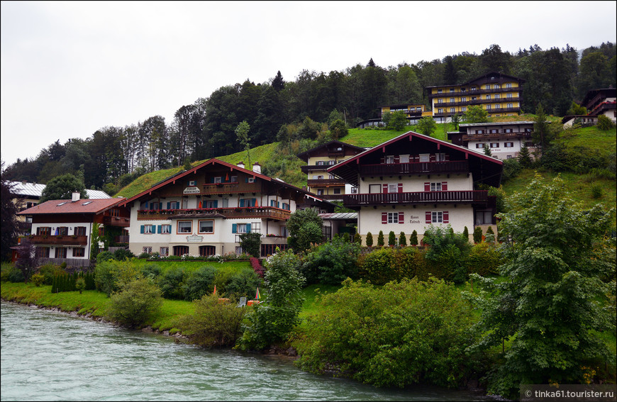 В таких очаровательных домиках в основном  устроены  домашние отели.