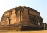 Пагода Фатододжи в Мингуне