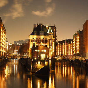Гамбург — впечатления ноябрьского уикенда