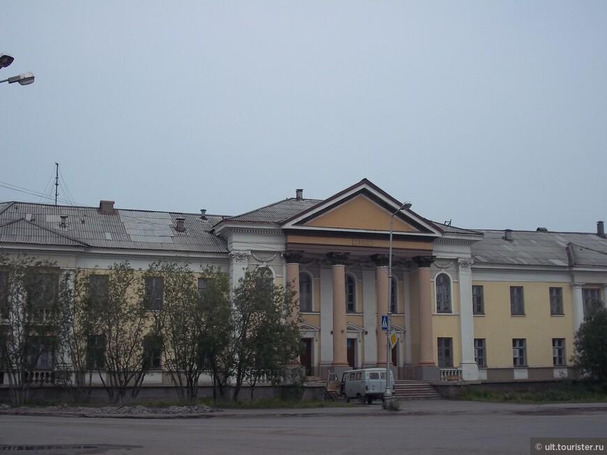 А начинали красиво осваивать север и советскому человеку было все нипочем!