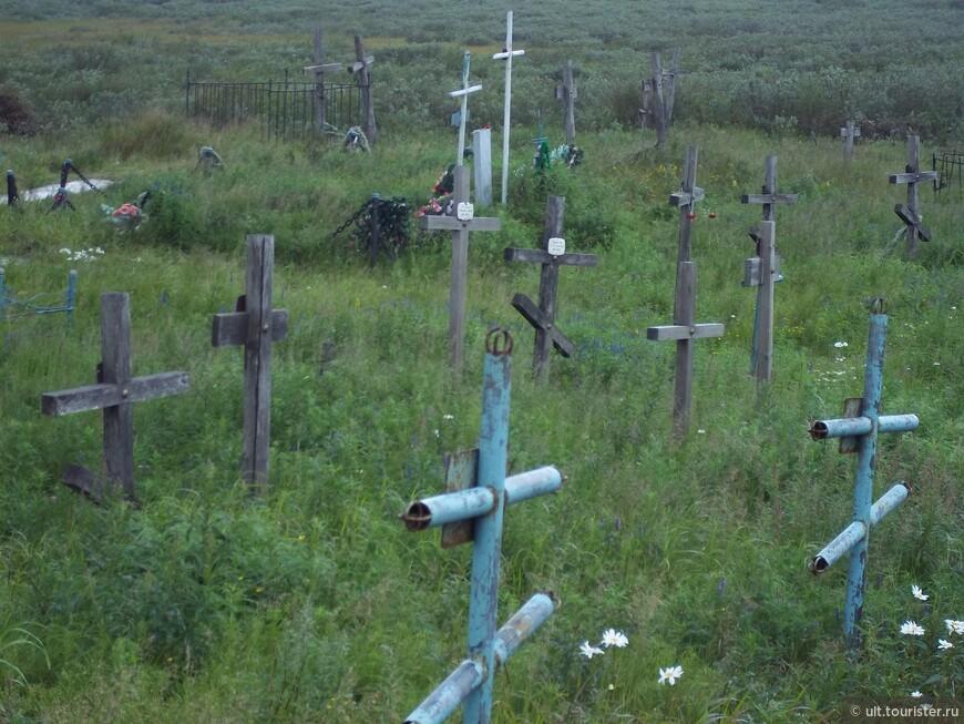 Кладбище жертв репрессий
