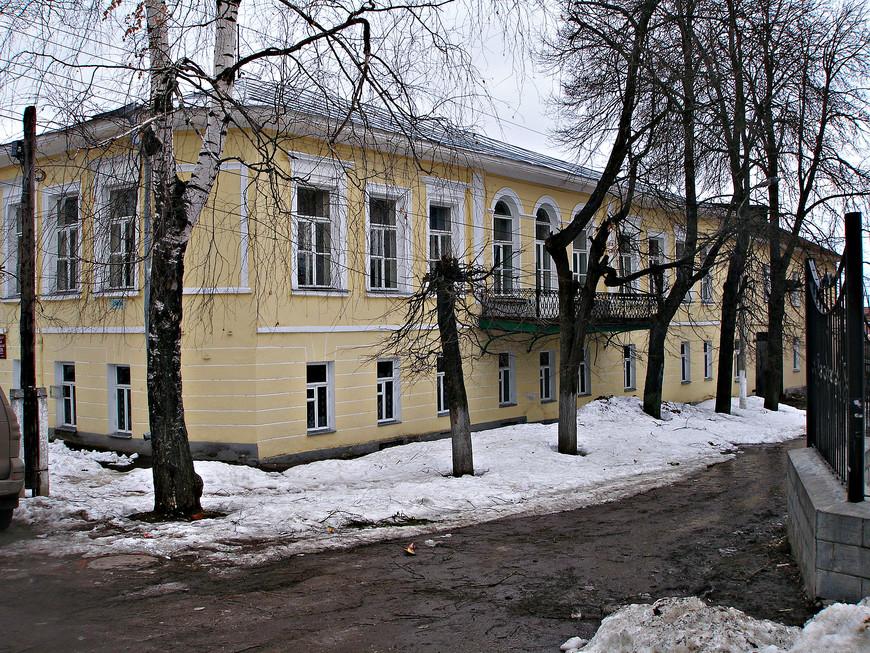 Дом Слетовых, ныне детская музыкальная школа