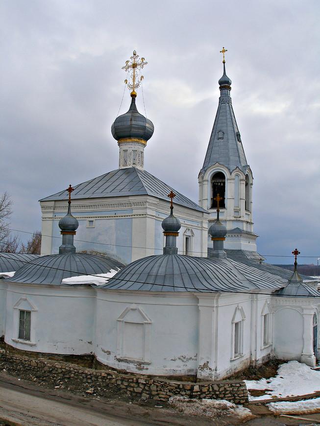 Церковь Благовещения Пресвятой Богородицы.