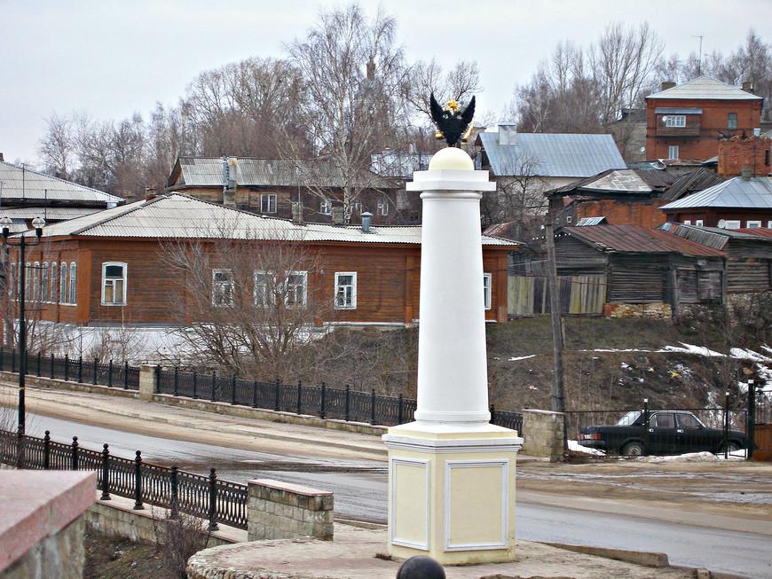 Петровская застава.