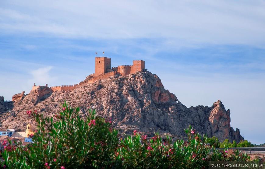 долина замков в аликанте