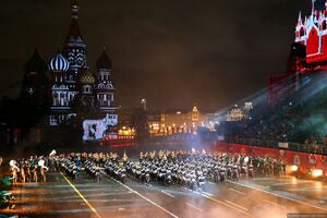 Фестиваль «Спасская башня» вМоскве