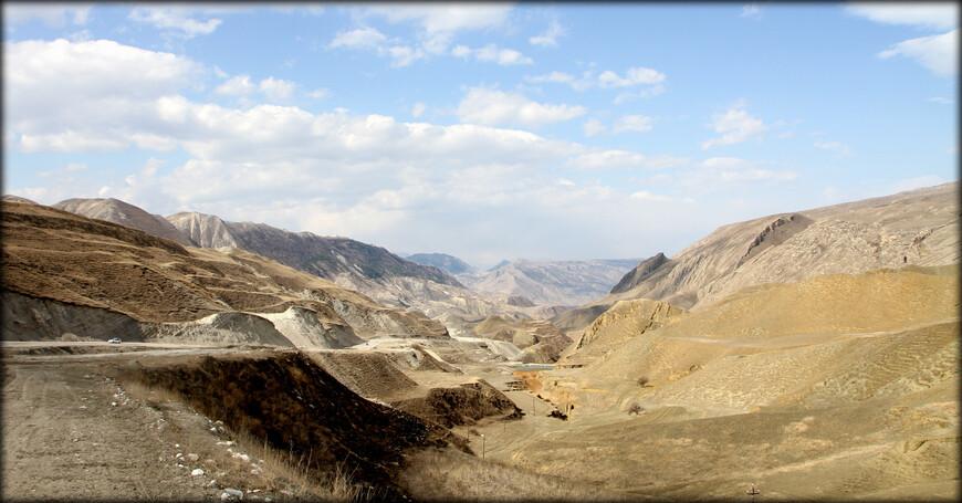 Пейзажи горного Дагестана великолепны. Я неоднократно видел их на картинках в интернете.
