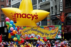 Туристов ждут на День благодарения в США
