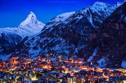 Определены лучшие альпийские горнолыжные курорты