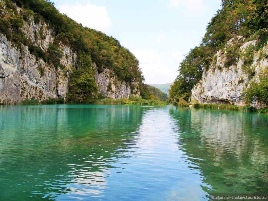 Красота Плитвицких озер захватывает дух.