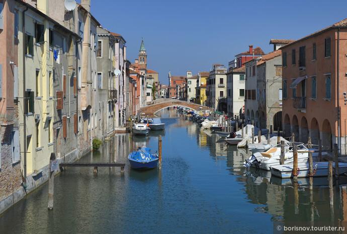 Старшая сестра Венеции