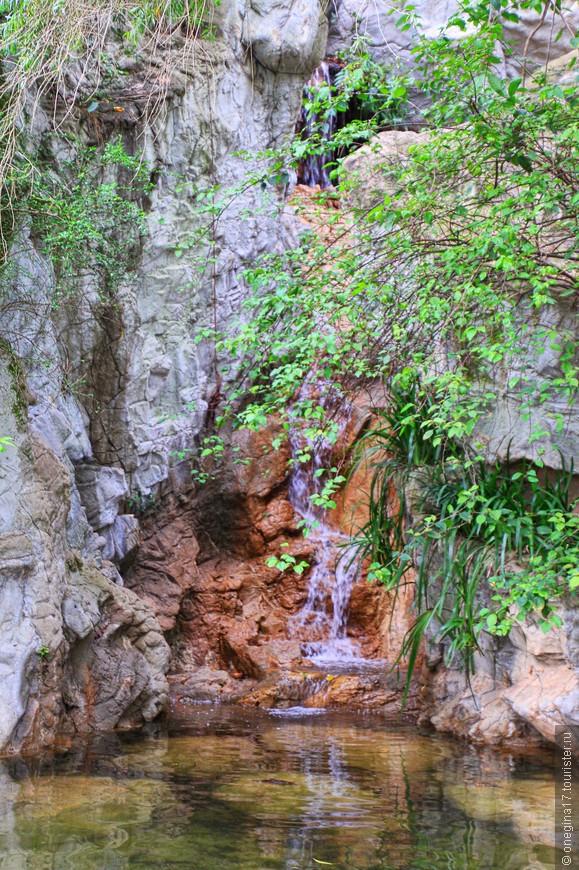 Водопады есть искусственные, а есть и естественные. Еще бы, Гонконг стоит на холмах и этот факт осознаешь очень быстро, примерно на втором часу гуляний вверх-вниз...