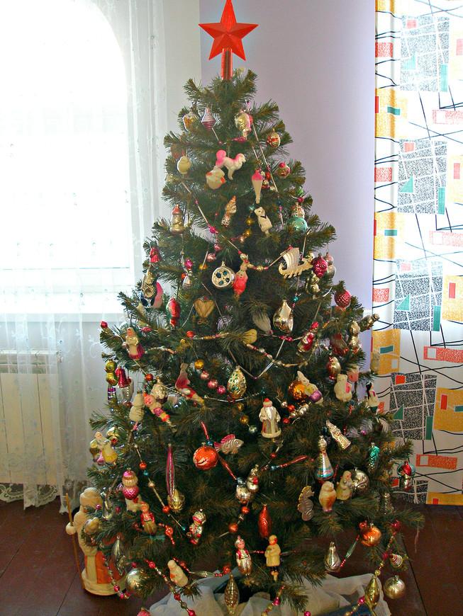 Эта елка из моего детства!