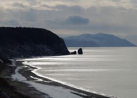 Сахалин. Бирюзовые озера и Три Камня