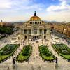Дворец Изящных искусств в Мехико сити