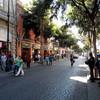 Проспект реформа в Мехико