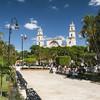 Площадь Сокало в Кампече