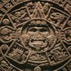 Ацтекский календарь в Мехико сити