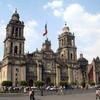 Кафедральный собор Мехико сити