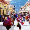 Узкие и колоритные улочки Сан Кристобаля