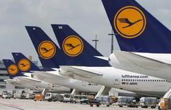 Забастовка пилотов Lufthansa продолжится