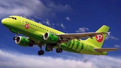 Весной S7 начнет летать из Москвы в Вену
