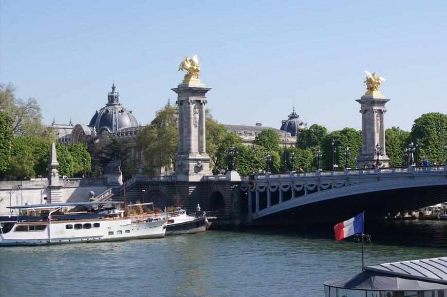 Самый красивый мост из тех, что я видела!