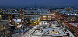 Определена самая дешевая столица Европы для зимнего уик-энда